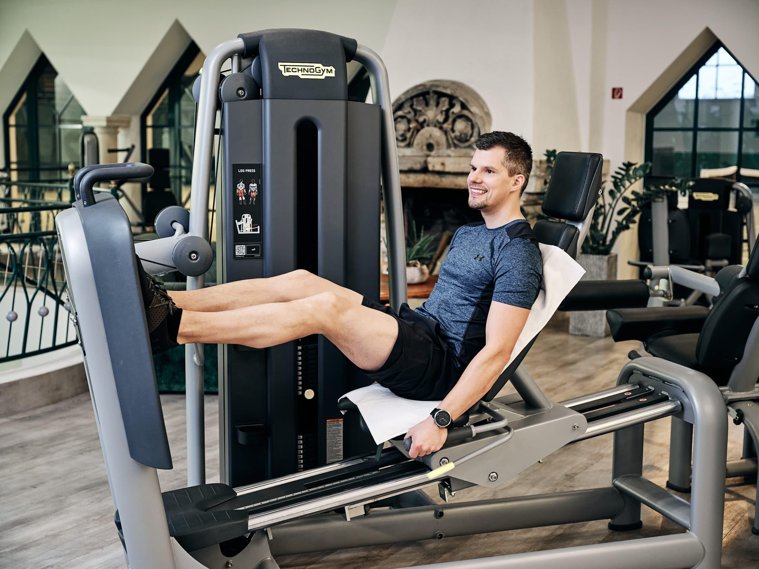 FITHIT Fitnessstudio, Hotel PIchlmayrgut
