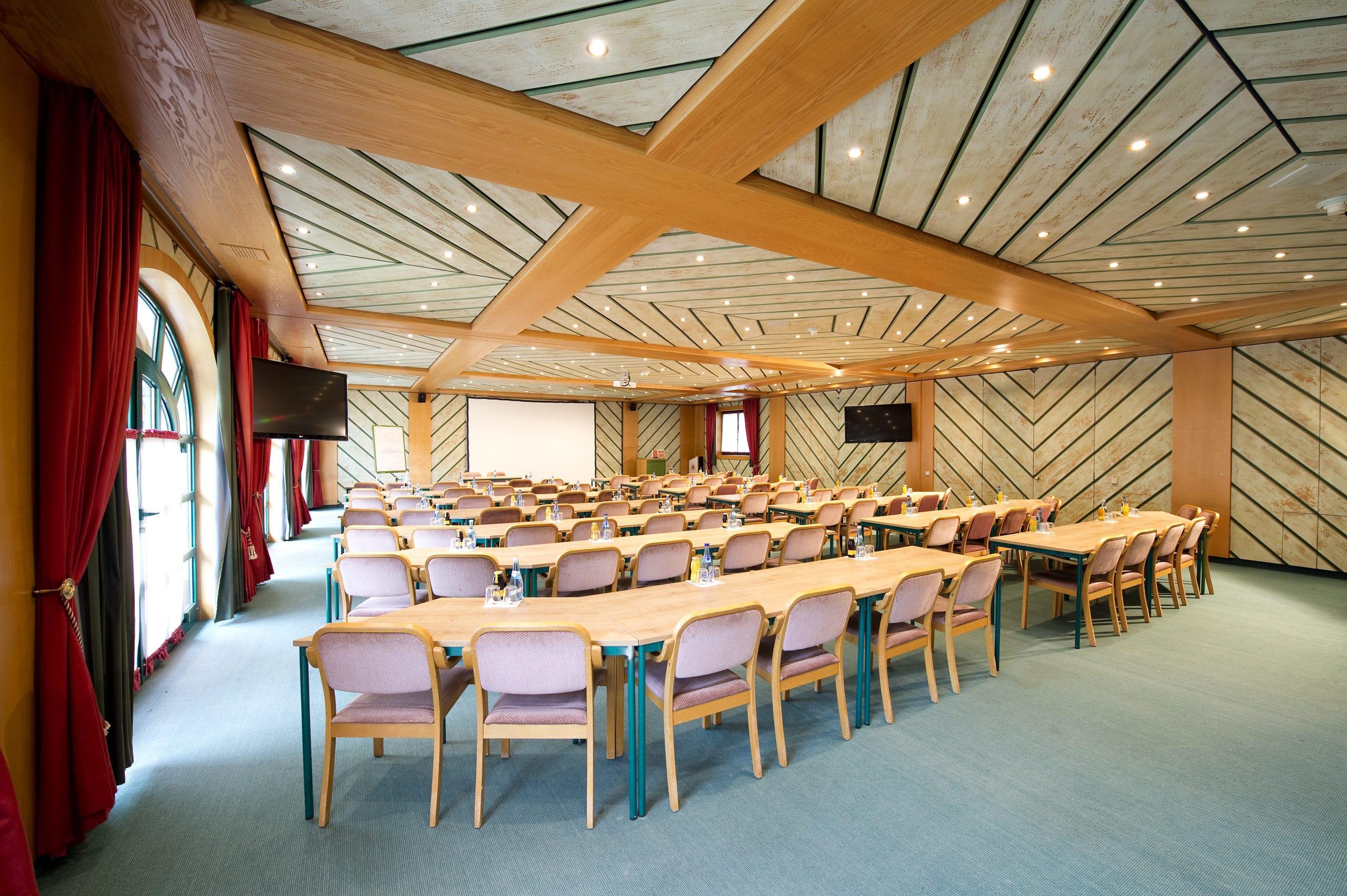 Seminarraum Dachstein , Hotel Pichlmayrgut, MICE