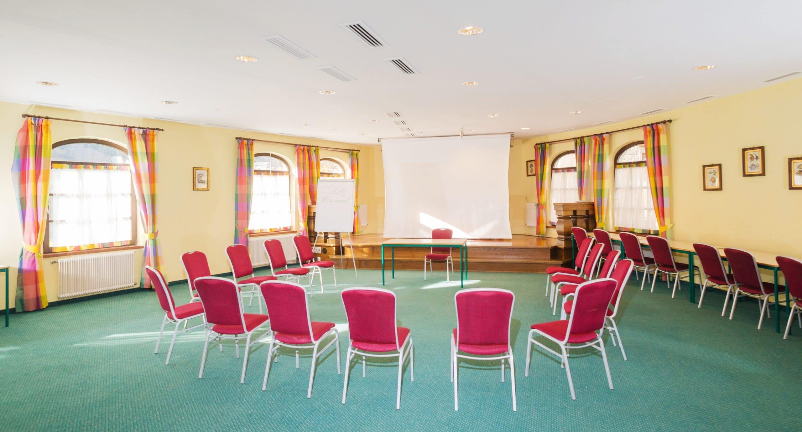 Seminarraum Seelar, Hotel Pichlmayrgut, MICE