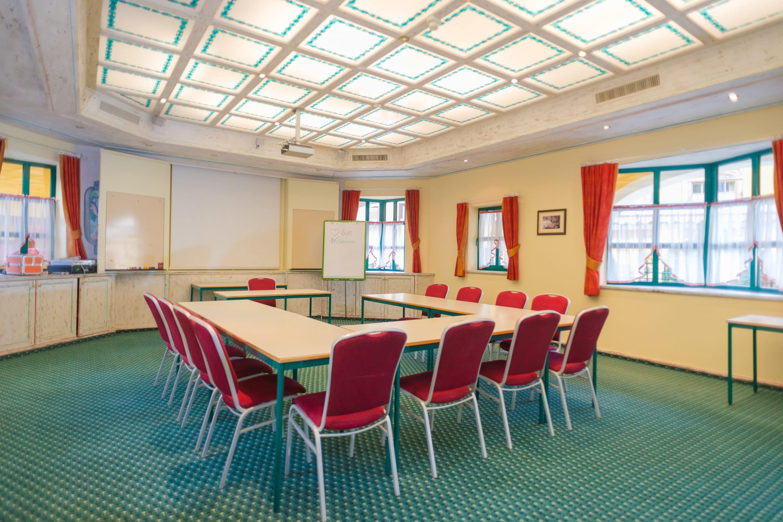 Seminarraum Grimming, Hotel Pichlmayrgut, MICE