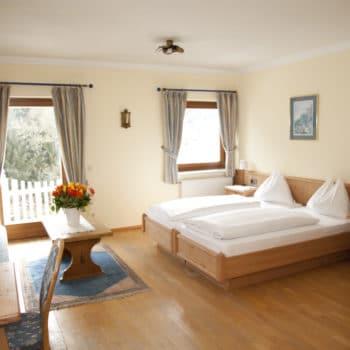Kleines Gutshäusl im Hoteldorf Pichlmayrgut, Zimmer