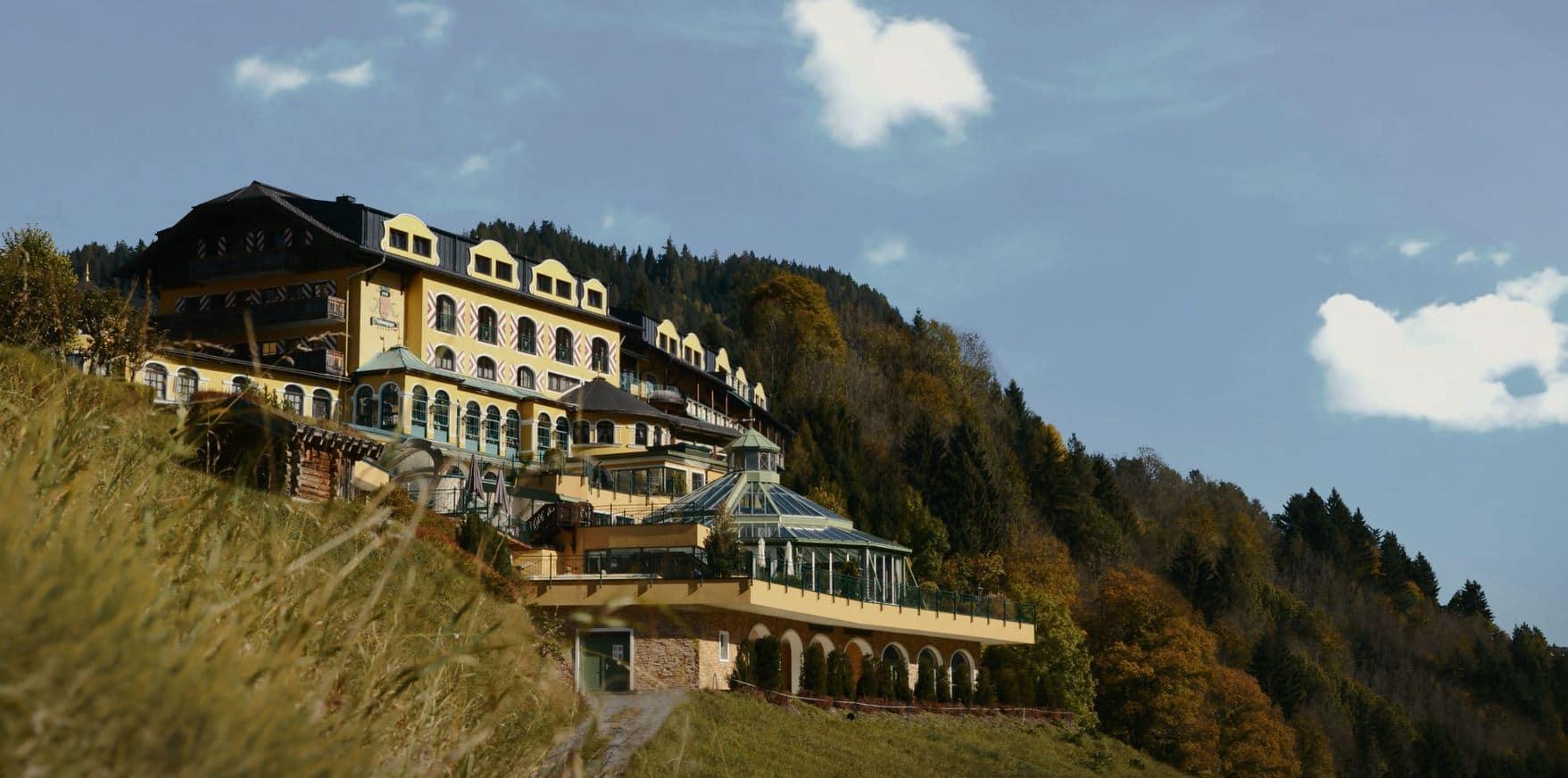 Hoteldorf Pichlmayrgut