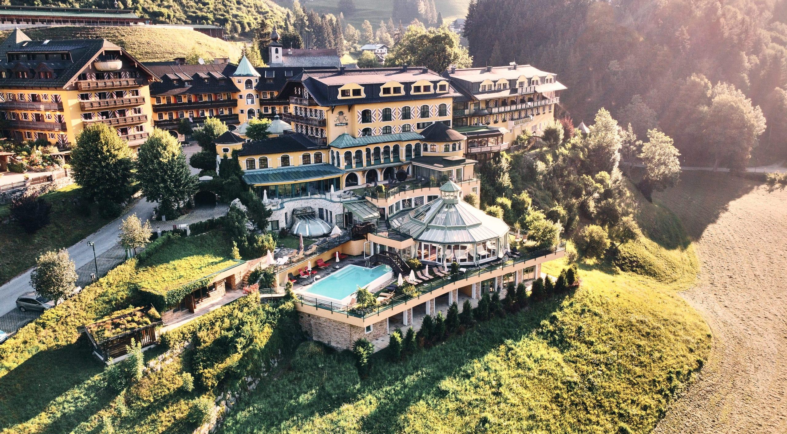 Hotel Pichlmayrgut Außenansicht
