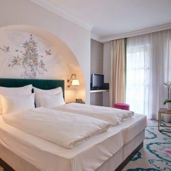 Hotel Pichlmayrgut, Doppelzimmer Standard Haus Rotwild