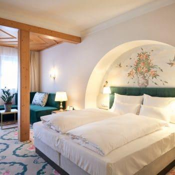 Hotel Pichlmayrgut, Doppelzimmer Suerior Haus Rotwild