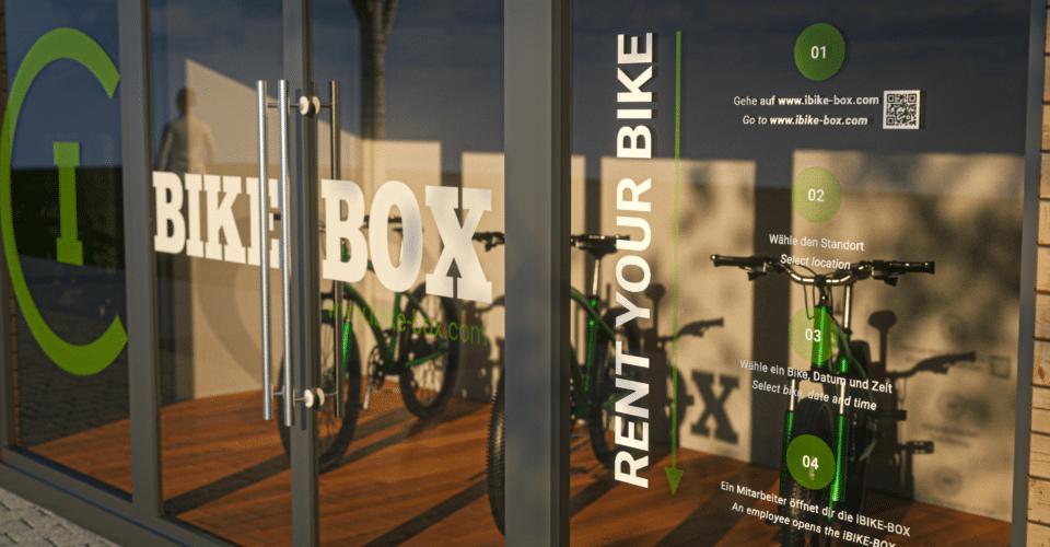 E bikebox